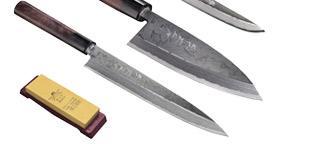 Messer und Schneidebretter Sets