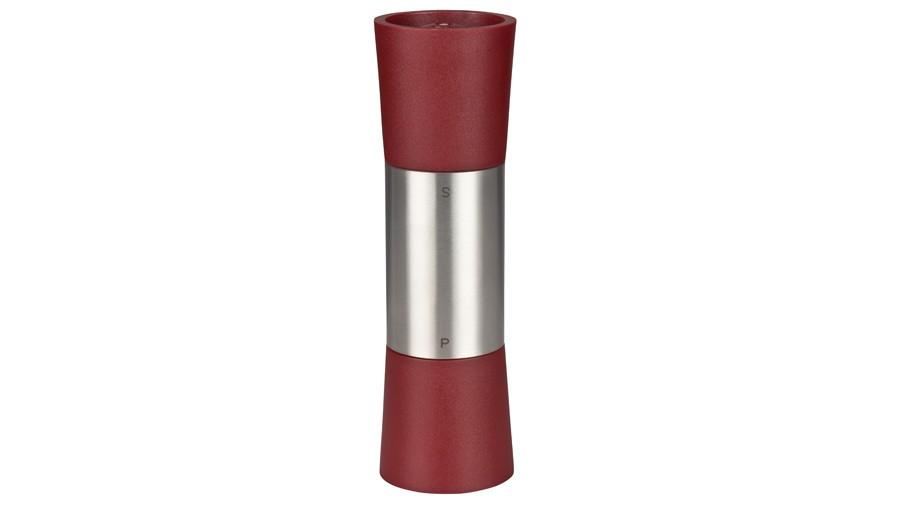 kochling pfeffer und salzm hle mit keramikmahlwerk rot. Black Bedroom Furniture Sets. Home Design Ideas