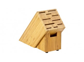 Kochling Bambus Messerblock 11 Teile