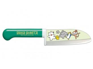 Tojiro Brisa Bonita Kindermesser grün