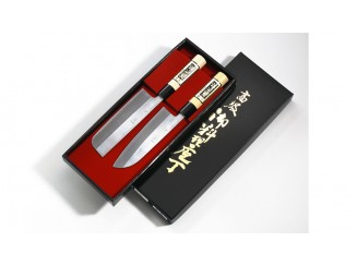 Tojiro Shirogami Geschenkset 2tlg. Poliert