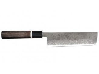 Tojiro Handmade Shirogami Nakiri 165mm