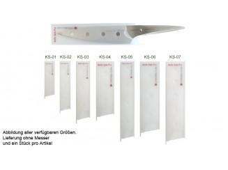 CHROMA Knife Safe pro für Klingen bis 22,0cm und B 5,0cm