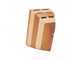 CHROMA type 301 Messerblock Bambus für 8 Teile