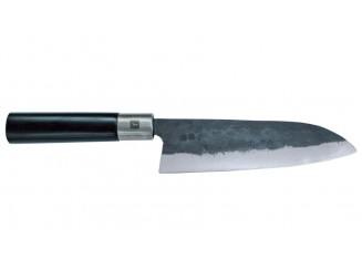 Haiku Kurouchi Santoku 165mm
