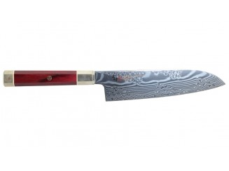 Zanmai Ultimate Aranami Santoku 180mm