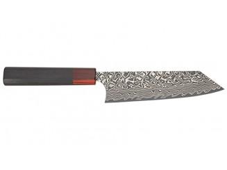 Yoshimi Kato SG2 Damast Bunka170mm Ebenholzgriff