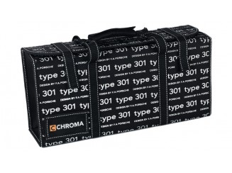 CHROMA type 301 Messertasche für 11 Teile